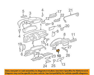 Chevrolet GM OEM 95-05 Cavalier Instrument Panel Dash-Air Deflector on 95 blazer engine, 95 mark viii engine, 95 neon engine, 95 corvette engine, 95 impala engine, 95 4runner engine, 95 altima engine, 95 civic engine, 95 s10 engine, 95 caravan engine, 95 suburban engine, 95 grand am engine, 95 miata engine, 95 lumina engine, 95 tercel engine, 95 monte carlo z34 engine, 95 firebird engine, 95 240sx engine, 95 camaro engine,
