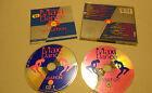 2 CD Maxi Dance Sensation Vol.16 1995 32.Tracks DJ Bobo MO DO Interactive ...168