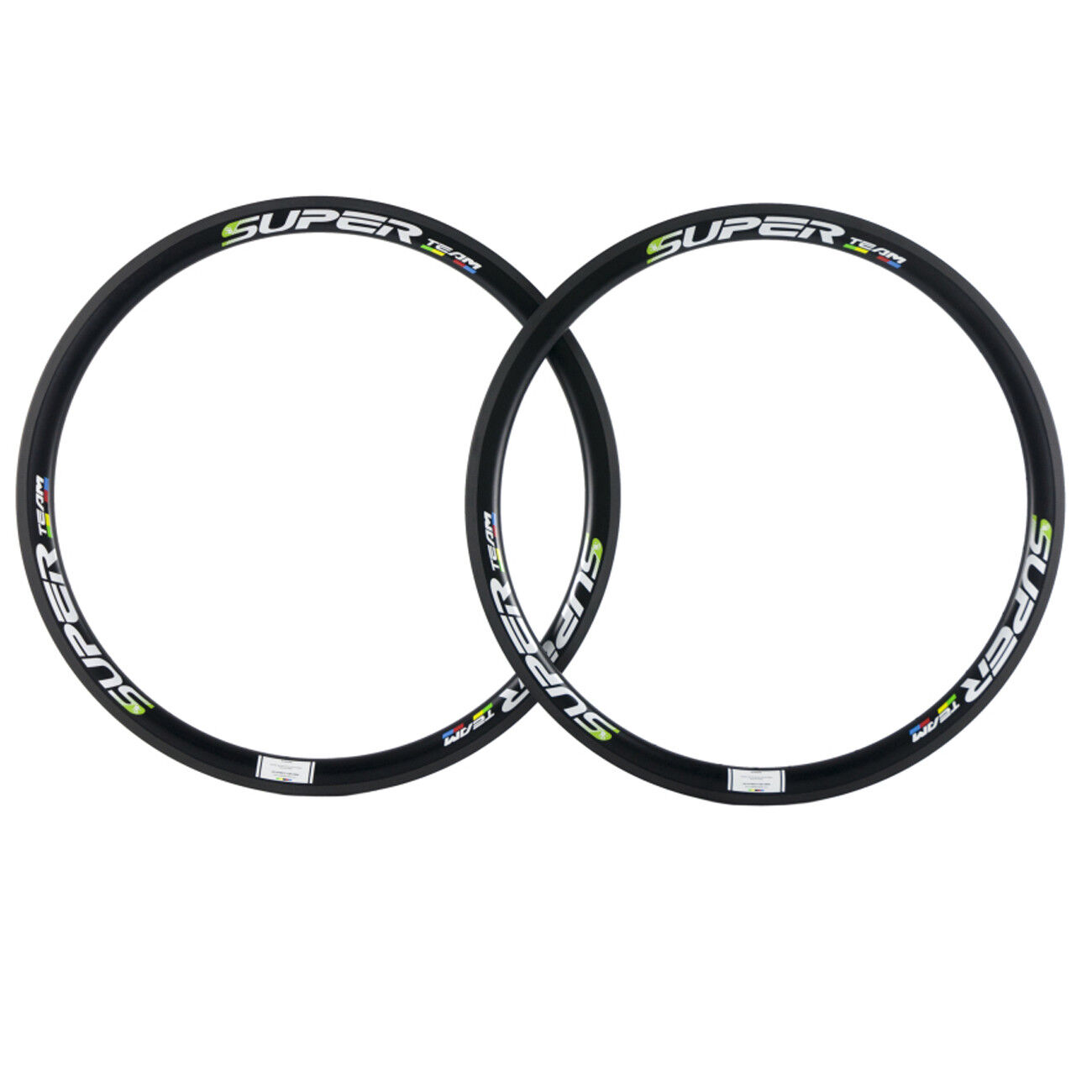 Superteam Carbon Rims 38mm Depth 23mm Width Road Bike Rim Climbing Bicycle Rims