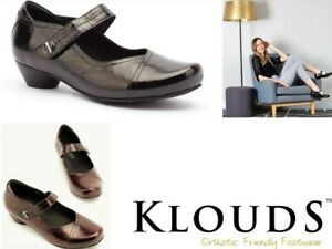Klouds-Shoes-Orthotic-friendly-comfort-leather-dress-heels-with-strap-Daffodil