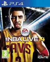 NBA Live 14 PS4 PAL PlayStation 4 Game