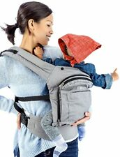 8587ec91fc2 item 4 Mo+m Baby Carrier (Grey) Soft Structured Sling w  Cooling Vent