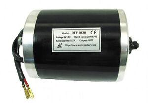 500-Watt-Electric-Motor-36-Volt-Mini-Pocketbike-Rocket-dirtbike-Moto-tec-go-kart