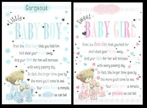 words for new baby