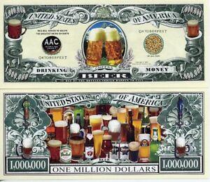 La-Birra-Banconota-Million-Dollaro-US-Collezione-Festa-Luppolo-Lenti
