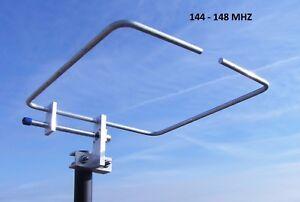 144 Mhz 2 Meter Loop Antenna Ham Radio Ebay