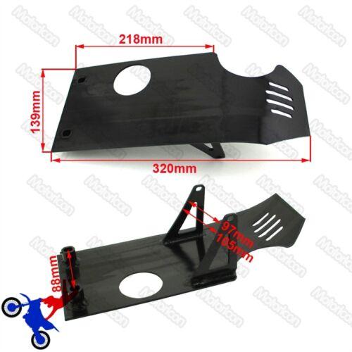 Engine Skid Plate For Honda CRF50//XR50 2000-2007 Pit Dirt Bike GPX SDG Lifan YX