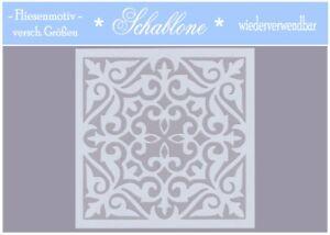 Schablone-Vintage-Shabby-Fliese-Orient-Marocco-7157