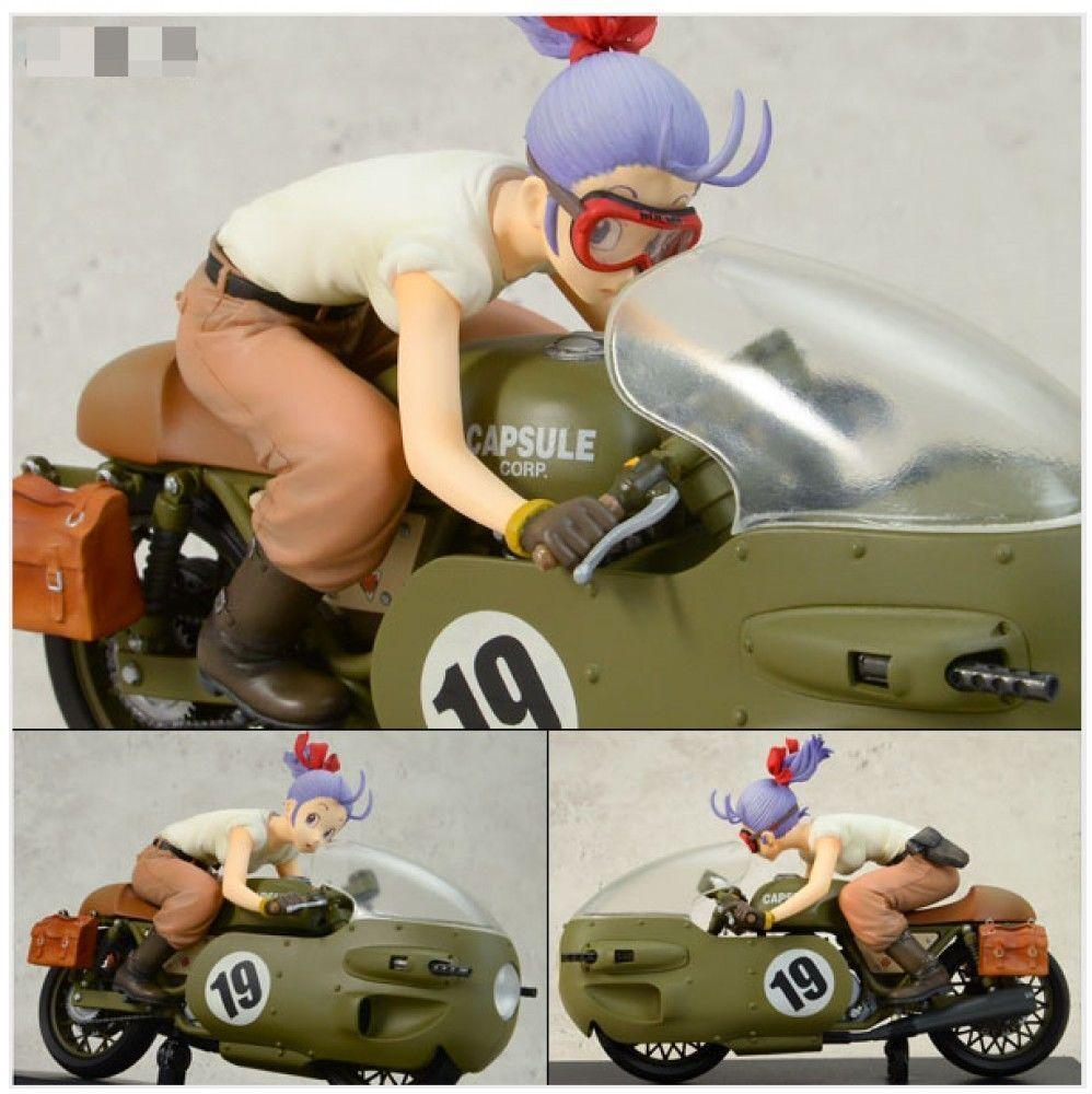 Dragon Dragon Dragon Ball Z 03 Bulma Megahouse DESKTOP REAL McCoY 7 inch Figure New Japan F S cf3893
