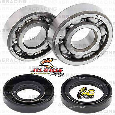 100% Kwaliteit All Balls Crank Shaft Mains Bearings & Seals Kit For Yamaha Yz 85 2014 Motocross