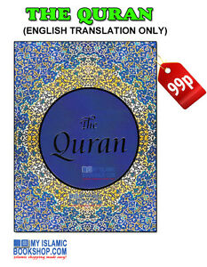 The-Quran-English-Translation-only-Pocket-Size-Qur-039-an-Koran-Book-Gift-Ideas