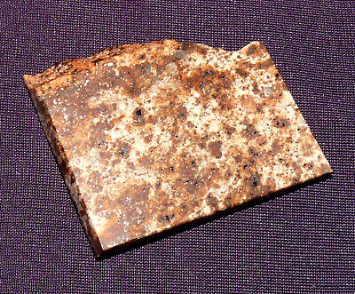 Liberal Stein-meteorit Nwa 118, Heilstein, 41x35x4mm 19,7g 陨石
