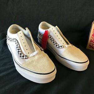 Vans Old Skool Shoes W 8.5 M 7.0