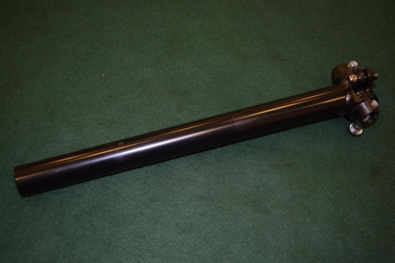 Haro tija de sillín Pilar 1  25,4mm Mid Escuela Bmx 280mm Longitud Cr-Mo nos Vintage
