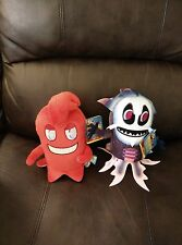 "Pac-Man and the Ghostly Adventures Red Blinky & ""Betrayus"" Bad Guy Ghost"