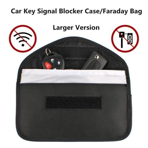 Faraday Bag for Car Keys,Faraday Cage for Car Key,Faraday Box,Signal Blockers,Ke