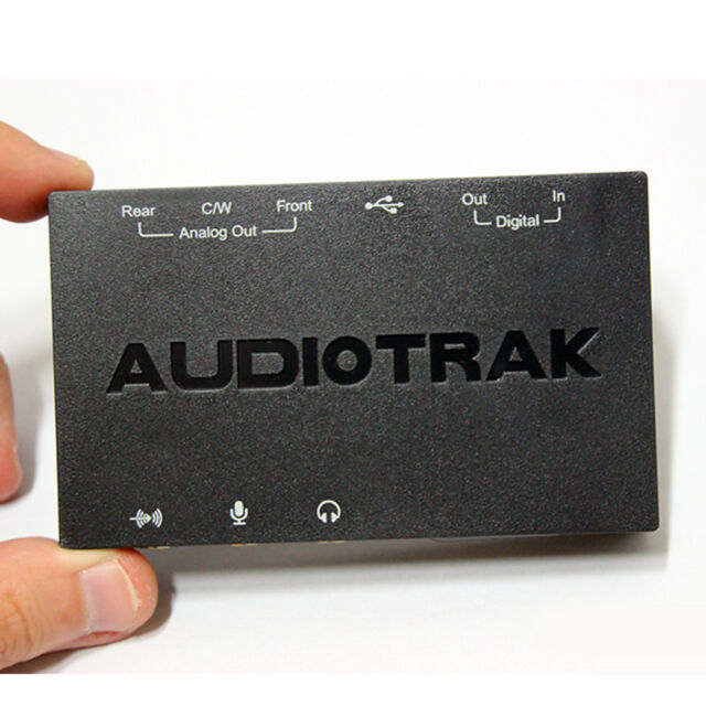AUDIOTRAK MAYA DRIVERS (2019)