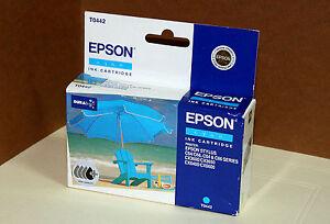Cartuccia-Ciano-Epson-T0442-originale-con-bollino-nuova-SCADUTA