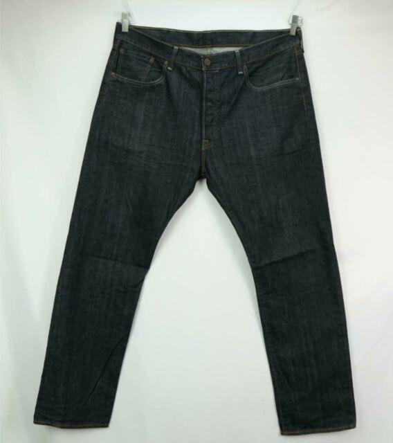 Levi's Men's 501 Denim Jeans Blue Size 38/32 | eBay