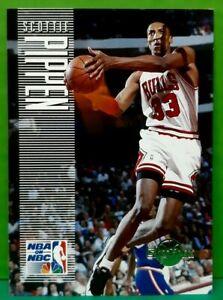 Scottie Pippen subset card 1994-95 Skybox Premium #180