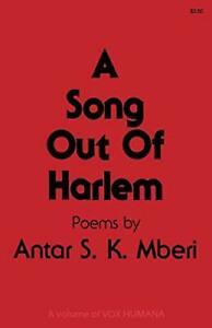 A-Song-Out-of-Harlem-by-Mberi-S-New-9780896030213-Fast-Free-Shipping