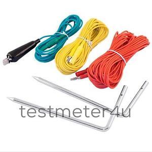 Megger Earth Spike Test Kit 1001-810