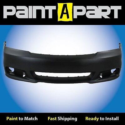 Front Bumper Cover Compatible with 2011-2014 Dodge Avenger Primed