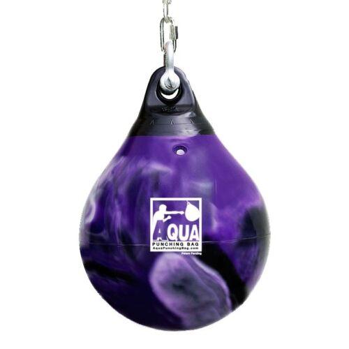 """Aqua Sacco Da Boxe Formazione Punch Borsa Acqua Sacco Boxe Gancio E Jab 15/"""" energia"""