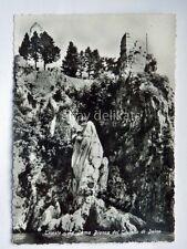 TRIESTE DUINO dama bianca castello Sistiana vecchia cartolina bis