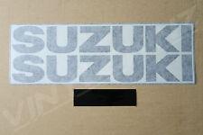 Suzuki Decals Stickers for Bellypan etc x2 Superior Cast GSX GSXR 600 750 1000 R