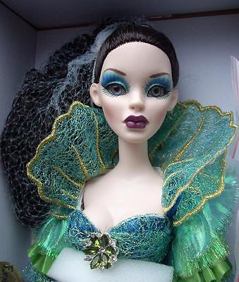 "18.5"" Tonner~Queen of the Dark Seas Parnilla Ghastly Dressed Doll~LE 125~NIB~HTF"