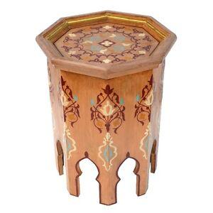 orientalischer tisch marokkanischer beistelltisch bistrotisch orient bt30 h50cm ebay. Black Bedroom Furniture Sets. Home Design Ideas