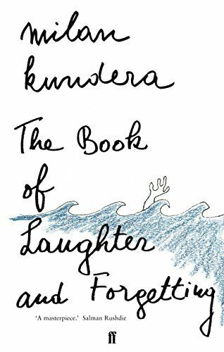 1 of 1 - The Book of Laughter and Forgetting by Kundera, Milan 057117437X The Cheap Fast