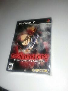 Devil-May-Cry-5th-Anniversary-Collection-Sony-PlayStation-2-PS2-Brand-New