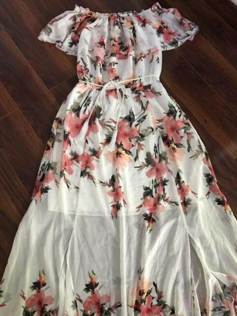 8accb1654 Charles Henry Size Medium Black off The Shoulder Dress Nordstrom 1255 for  sale online | eBay