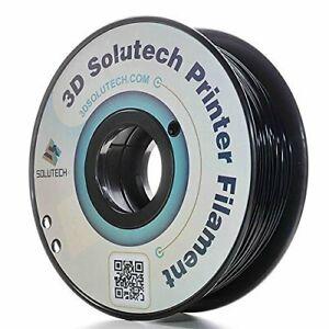 3d Solutech Metal Imprimante 3d Pla Filament à Incandescence 1.75 Mm, Dimensions Ac-afficher Le Titre D'origine