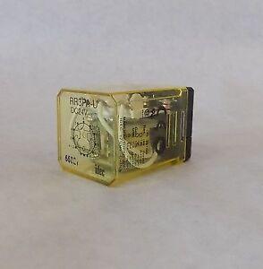 IDEC Rr3pa-udc24v Relay 11 Pin 10 Amps 120 VAC RR3PAUDC24V   eBay on