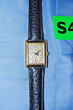 """1989 Franklin Mint """"The Gold Nugget"""" Watch (#S4016)"""
