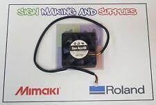 Genuine Roland Soljet Pro Ii Sc545 Ex Fan For Power Supply Board 1000007552