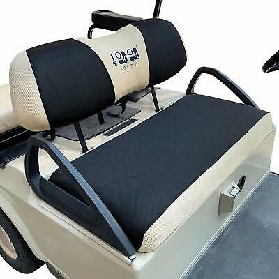 10l0l Golf Cart Seat Cover Mesh Bench Seat Cover Fits For