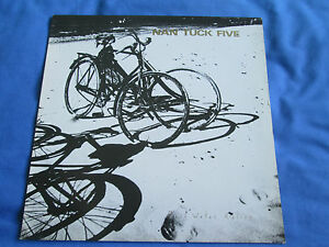 Nan-Tuck-Five-Rain-Water-Relics-Brickyard-Records-BYLP-3-UK-Vinyl-LP-Album
