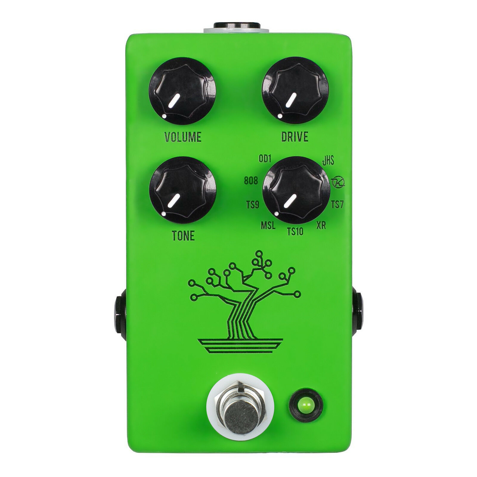 JHS Bonsai Tubescreamer Overdrive Pedal