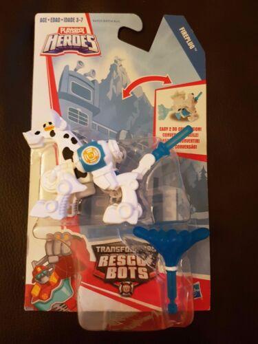 Transformers Rescue Bots Mini-cons Fireplug New Instock