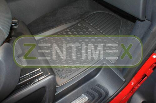 Premium-3D-TPE-Gummifußmatten für Mercedes Vito Tourer Langversion Lang W447 K25