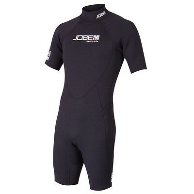 Jobe Neopren Surfanzug Herren 303613002 Progress Shorty C-Flex Schwarz Gr. S
