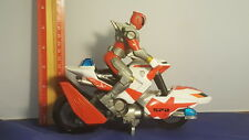 Power Rangers SPD Red Ranger w/ Cycle Motorcycle Action Figure Low Priced !!