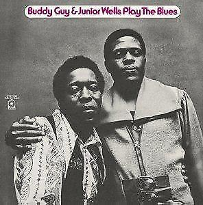 Buddy-Guy-And-Junior-Wells-Play-The-Blues-Warner-Japan-NEW-CD