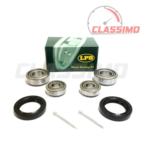 Front Wheel Bearing Kit Pair for RELIANT SCIMITAR GT 1965 to 1971