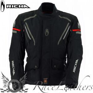 Blouson Noir Tex Richa Moto Gtx Imperméable Pantalon Gore Cyclone UnwxSqwRp