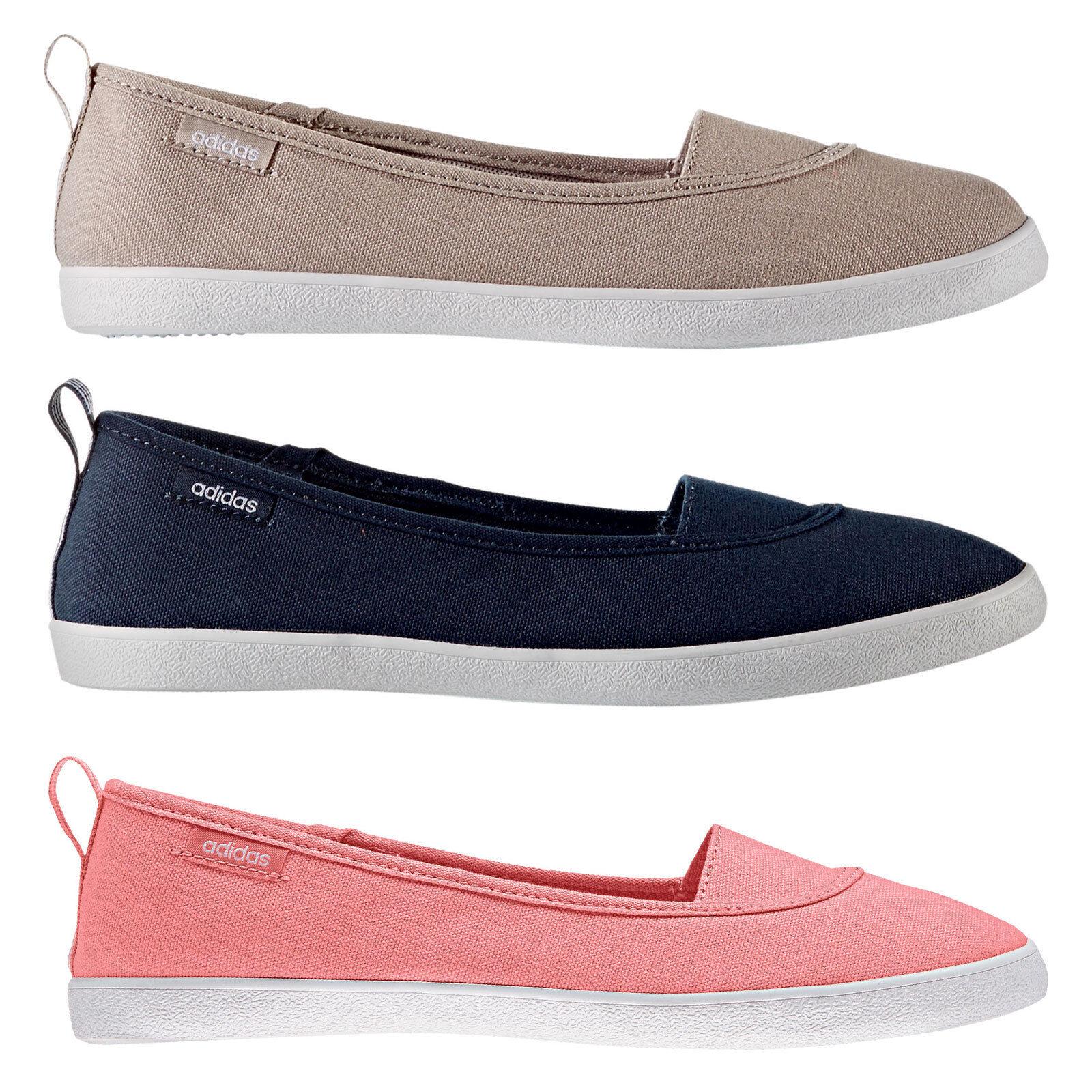 Adidas Neo Cloudfoam QT Vulc comme chaussures de baskets pour femmes Ballet